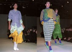 """""""Comme des Garcons Fall/Winter 1985  """""""