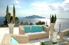 Relais Blu hotel on the Sorrento Amalfi Coast, Italy
