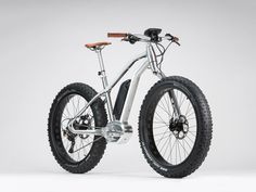 M.A.S.S. electric bikes by philippe starck moustache at eurobike 2014 - designboom | architecture