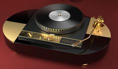 One of Madranker's all time Favorites! Garrard 401 - Nicest one I've seen.