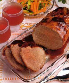 Sándwiches de peceto con salsas variadas