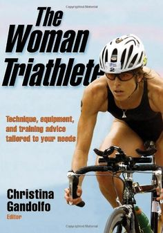 This is a great book for beginner triathletes to read! #triatlon #triathlon