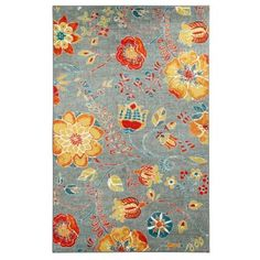 Mohawk Home Free Spirit Multi 5 ft. x 8 ft. Area Rug-395698 - The Home Depot