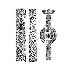 motif-tatouage-bracelet-poignet-polynésien.jpg (400×400)