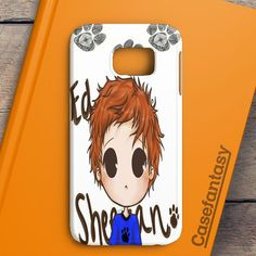 Ed Sheeran Black And White Samsung Galaxy S6 Edge Plus Case | casefantasy