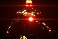 光るアイアンマンの壁紙 | 壁紙キングダム PC・デスクトップ版