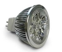 MR16 LED light bulb is economical on your electrical usage and your wallet. This LED is used for recessed lighting and tack lighting with 4 watts and 250 lumens @uSaveLED #uSaveLED #ledlights #ledlightbulbs #ledlighting #led #mr16 #ledtracklights