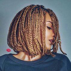 Her braids tho