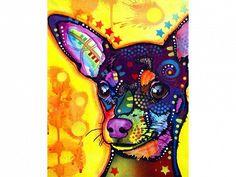 Dean Russo: Dog Prints