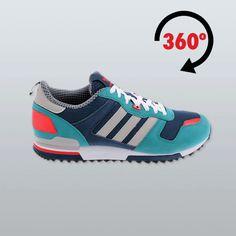 ae8733e5d Adidas Originals ZX700 Trainers Dark Petrol St Deep Lake