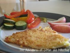 This great fish meal is perfect for get togethers!  But don't forget the FUZE!