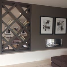 Feature wall ( Urbanedge homes Melbourne Victoria)