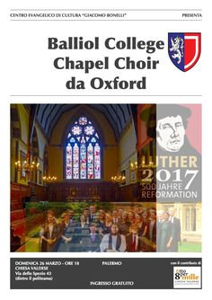 Balliol College Chapel Choir