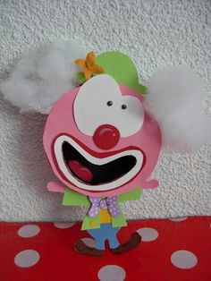Clown Minnie Mouse, Animation, Education, Disney Characters, Art, Art Background, Kunst, Animation Movies, Performing Arts