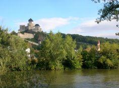 Trencin castle, Slovakia