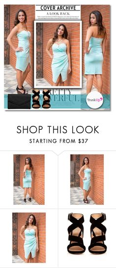 """""""Trunk Up 4"""" by mellie-m ❤ liked on Polyvore featuring Gianvito Rossi and LULUS"""