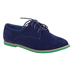 @Overstock - Detailed edge stitching and a contrasting green outsole highlight these blue faux suede Joe oxfords from XICA by Beston. These stylish lace-ups make for a striking fashion statement and great everyday comfort.http://www.overstock.com/Clothing-Shoes/XICA-by-Beston-Womens-Joe-01-Blue-Green-Oxfords/6986376/product.html?CID=214117 $32.99