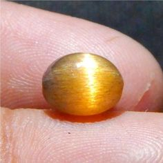 2.4 Cts Natural Unheated Sunstone Nice Sharp Strong Star Flash (Video) R#5312 #RafeeqGems