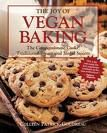 I love Colleen Patrick-Goudreau's vegan desserts cookbook. Must try: lemon bars, chocolate cake, and vegan cookies.