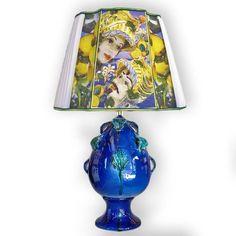#loveitaly #homedecor #sicily #lighting #lampshade #homeinterior #interiordesign #homeidea #taormina #madeinitaly #ceramicadicaltagirone #homedesign #lamps #decor #arch #sicilyhomecollection