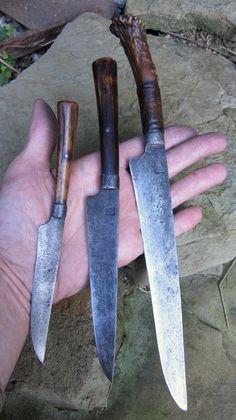 Ian Pratt knives #SurvivalZombieKnives Cool Knives, Knives And Swords, Antler Knife, Longhunter, Dagger Knife, Forged Knife, Specialty Knives, Best Pocket Knife, Knife Sheath