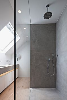For the past year the bathroom design ideas were dominated by All-white bathroom, black and white retro tiles and seamless shower room