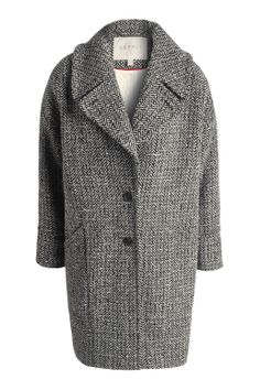 my very stylish new coat from #Esprit