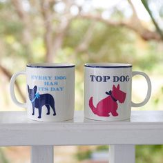 Frenchies or Scottie dogs? What about both? Link in bio to shop our pawsitively adorable new mugs