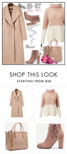 """""""SheIn 1"""" by amrafashion ❤ liked on Polyvore featuring Miss Selfridge"""