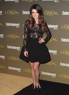 Shenae Grimes Entertainment Weekly Pre-Emmy Party