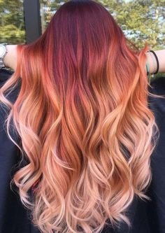 Stop searching here and there just take a glance cause here we have gathered the best collection of trendy hottest hair color. So, do not delay, check out them asap. #newhair