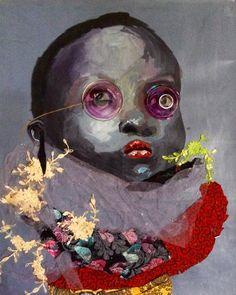 Ndidi Emefiele, 'Rainbow XII,' 2015, Omenka Gallery