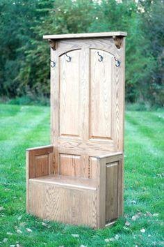 upcycle diy old doors