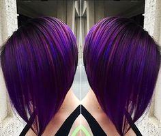 Purple Blue Fusion