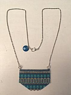modele collier perle miyuki