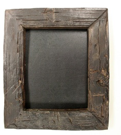 Another frame from very rustic material.