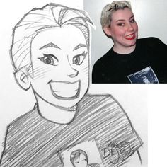 Emily Sketch by Banzchan on deviantART