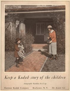 A Kodak camera would be perfect to capture the upcoming year. | Community Post: A Christmas Wish List In The 1920s