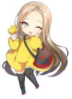 Learn To Draw Manga - Drawing On Demand Kawaii Anime Girl, Loli Kawaii, Cute Anime Chibi, Kawaii Chibi, Anime Art Girl, Manga Girl, Chibi Girl Drawings, Cute Kawaii Drawings, Chibi Fairy Tail