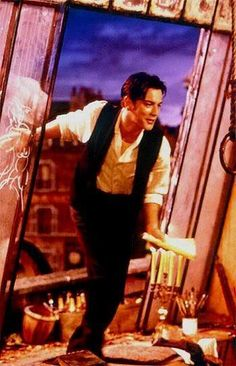 Moulin Rouge - I could watch this movie everyday for the rest of my life and never get sick of it <3