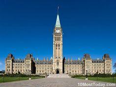 The Peace Tower, Ottawa