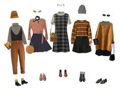 """""""Conflicted About The Seasons"""" by silentmoonchild ❤ liked on Polyvore featuring Hermès, Samuji, Nina Ricci, Yves Saint Laurent, Studio TMLS, SJYP, T By Alexander Wang, Miu Miu, Moschino and Opening Ceremony"""