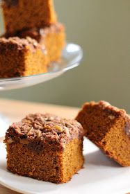Eat Good 4 Life: Pumpkin Spice Bars