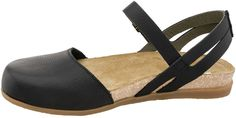 Buy the El Naturalista Zumaia NF41 sandal at PlanetShoes.com. Discover El Naturalista Chrome Free footwear for tireless travelers and nature lovers with NatFit Heat-Moldable Inssole at PlanetShoes.com, your trusted source for feel-good footwear, with free shipping & returns! (Black)