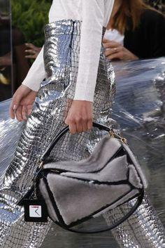 Spring Trend: Metallics And Utility Jumpsuits   British Vogue