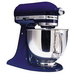 Stand Mixer   Cobalt Blue Favorite Appliance Ever