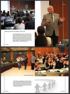 """Jaime Tomás nos inspira en la """"Superación del Laberinto"""" con#OptimismoInspirador"""