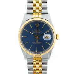 Pre-owned Rolex Datejust Menapos