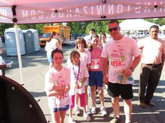After the 5k many racers participated in our prize wheel giveaways and our enter-to-win contest.