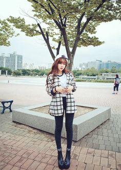 รูปภาพจาก We Heart It https://weheartit.com/entry/143650990/via/11906205 #asian #beautiful #cute #girl #koreanfashion #sexy #style #kfashion